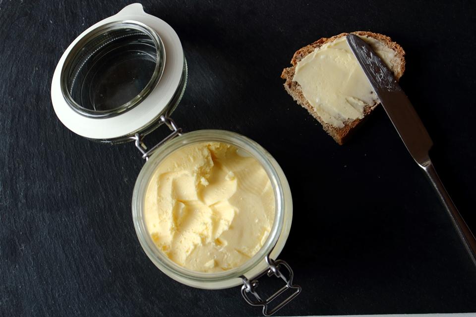 Beurre demi sel maison - Beurre demi sel maison ...